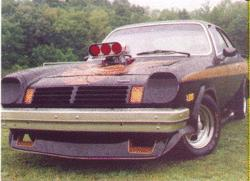 Another supercharged74 1974 Chevrolet Vega post... - 1952634