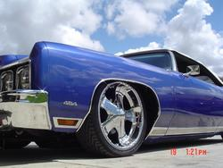 BallinLegit73s 1973 Chevrolet Caprice
