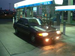 MrChocolateNavys 1994 Mercury Tracer