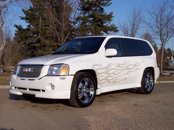 djdivine 2003 gmc envoy specs photos modification info. Black Bedroom Furniture Sets. Home Design Ideas
