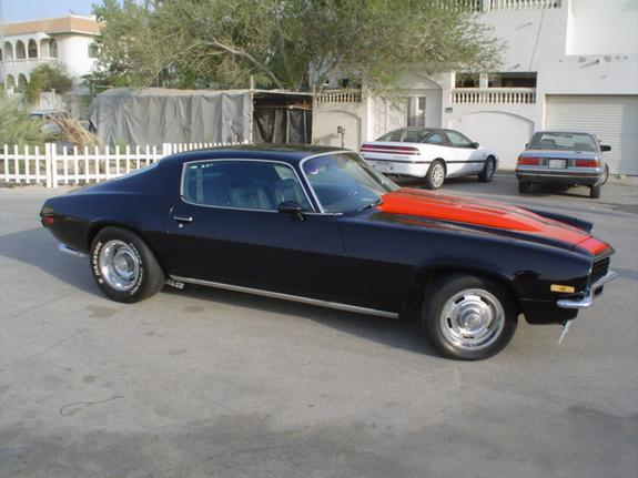 Another prochillimouse 1972 Chevrolet Camaro post... - 1962415