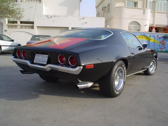 Another prochillimouse 1972 Chevrolet Camaro post... - 1962417