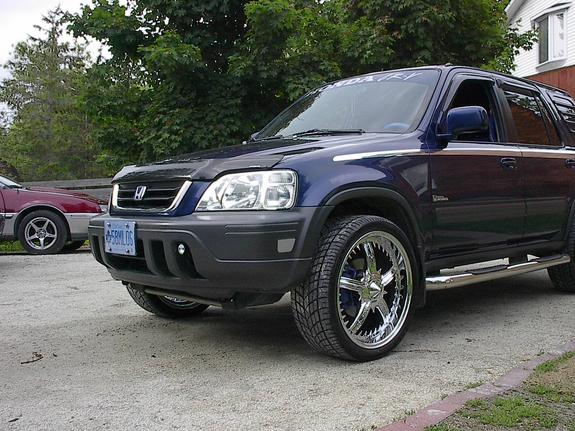 batmancrv 2000 honda cr v specs photos modification info at cardomain. Black Bedroom Furniture Sets. Home Design Ideas