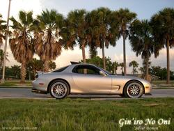 theorie 1994 Mazda RX-7