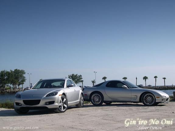Another theorie 1994 Mazda RX-7 post... - 1963398