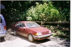 GwyNister 1987 Ford Tempo