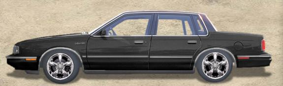 95ludevtec 1987 Oldsmobile Cutlass Ciera Specs Photos