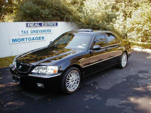 Dan B Cooper 2002 Acura Rl Specs Photos Modification