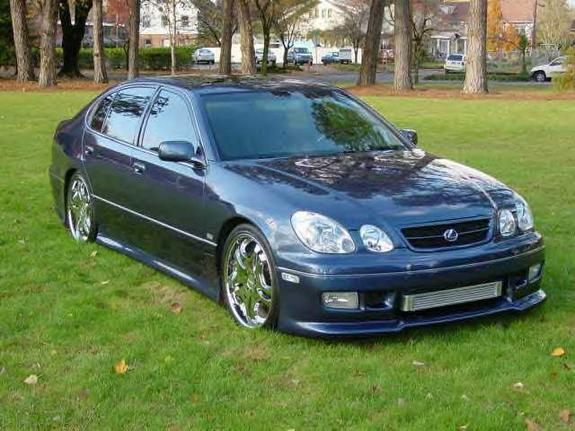 MidnightBlueGs 2001 Lexus GS 1970574