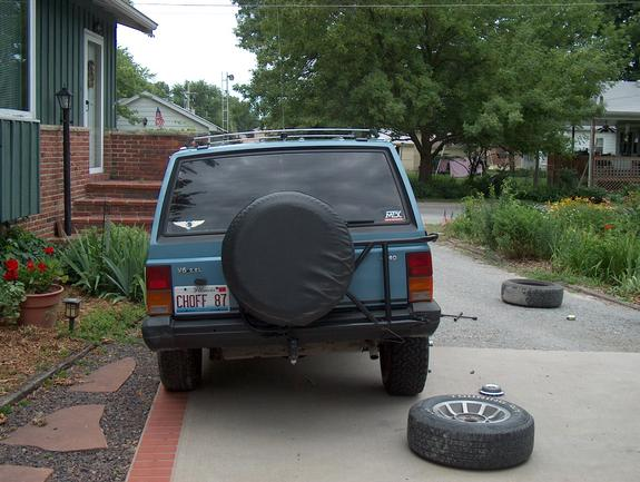 Another 85Chief 1985 Jeep Cherokee post... - 1970821