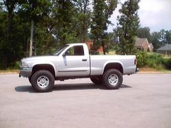 SayBye 2001 Dodge Dakota Regular Cab & Chassis
