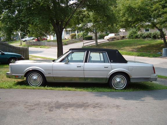 meangunstc 1989 lincoln town car specs photos modification info at cardomain. Black Bedroom Furniture Sets. Home Design Ideas