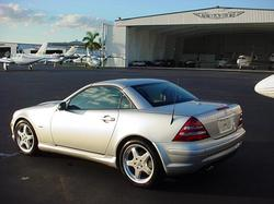 veilsidersx04s 2004 Mercedes-Benz SLK-Class