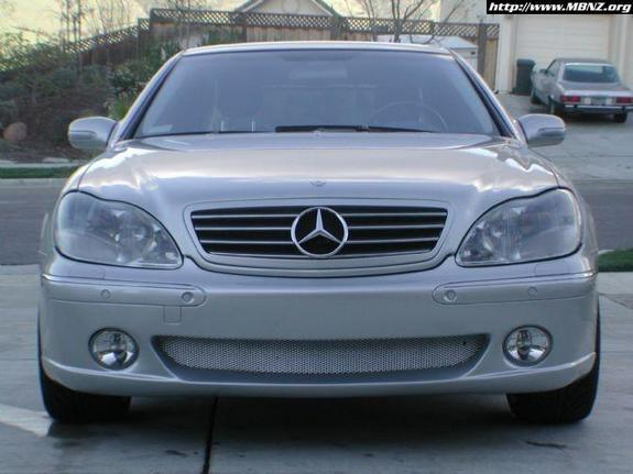 Another Mpowers 2002 Mercedes-Benz S-Class post... - 1974511