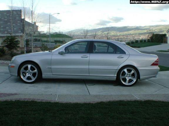 Another Mpowers 2002 Mercedes-Benz S-Class post... - 1974512