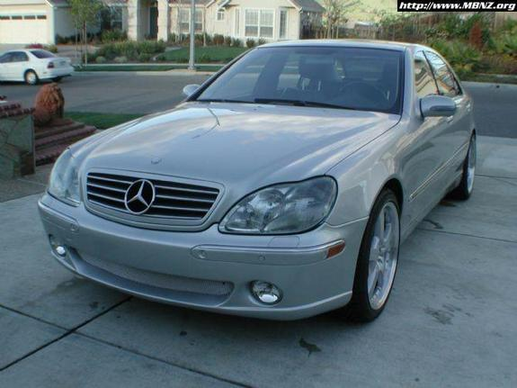 Another Mpowers 2002 Mercedes-Benz S-Class post... - 1974516