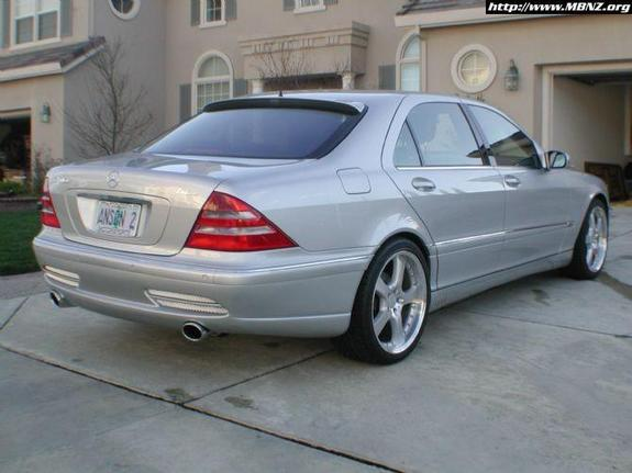 Another Mpowers 2002 Mercedes-Benz S-Class post... - 1974517