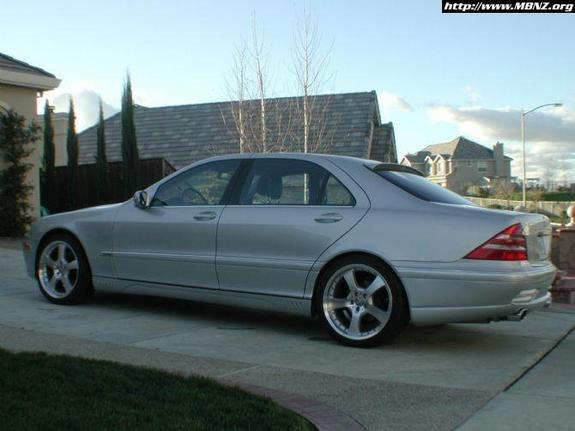 Another Mpowers 2002 Mercedes-Benz S-Class post... - 1974518