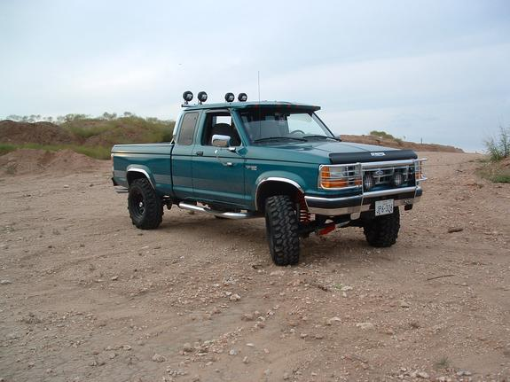 texas79cj7 1992 ford ranger regular cab