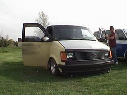 nickypooc 1986 Chevrolet Astro