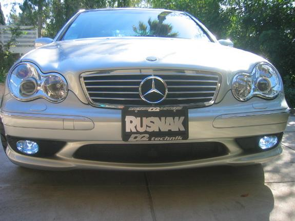 Another C32AMG13 2003 Mercedes-Benz C-Class post... - 1982467