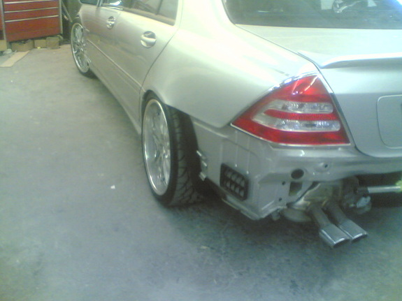 Another C32AMG13 2003 Mercedes-Benz C-Class post... - 1982634