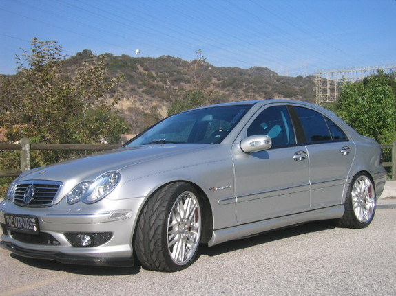 Another C32AMG13 2003 Mercedes-Benz C-Class post... - 1982642