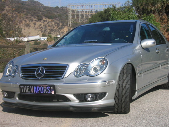 Another C32AMG13 2003 Mercedes-Benz C-Class post... - 1982644