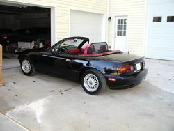 streamins 1993 Mazda Miata MX-5