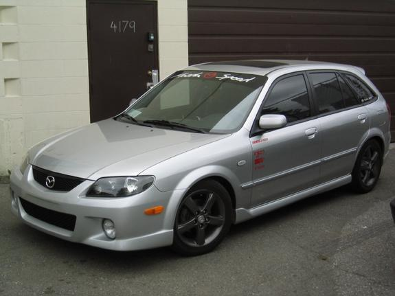 jayka 2003 mazda protege5 specs photos modification info. Black Bedroom Furniture Sets. Home Design Ideas