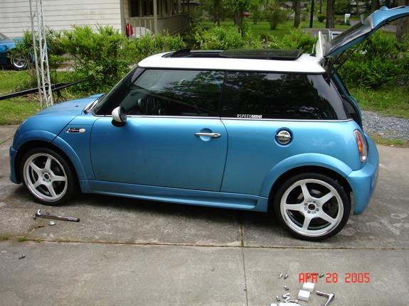 trplezero 2002 mini cooper specs photos modification info at cardomain. Black Bedroom Furniture Sets. Home Design Ideas