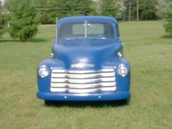 52Chevys 1952 Chevrolet C/K Pick-Up