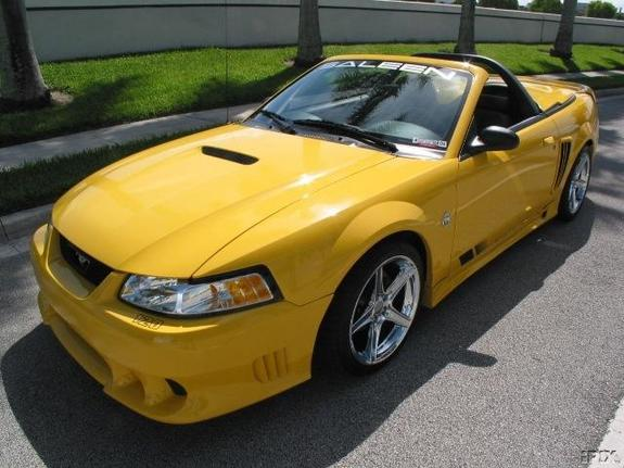 socalcustoms 1999 saleen mustang specs photos modification info at cardomain. Black Bedroom Furniture Sets. Home Design Ideas