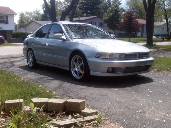Another furiousgtz 2001 Mitsubishi Galant post... - 1990098