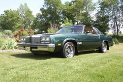 77SALON 1977 Oldsmobile Cutlass