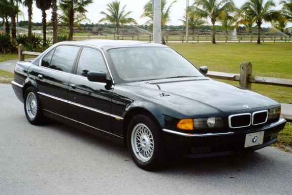 TheLimoMan 1998 BMW 7 Series