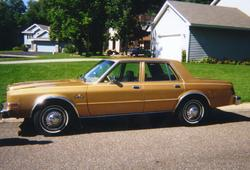 chicksdigTAs 1986 Plymouth Gran Fury