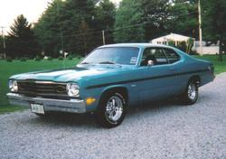 redxj97 1974 Plymouth Duster