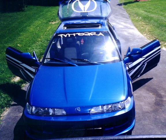Integ1515 1991 Acura Integra Specs, Photos, Modification