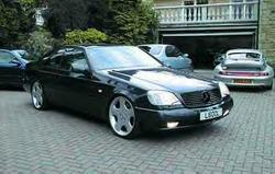 52cardss 1998 Mercedes-Benz CL-Class