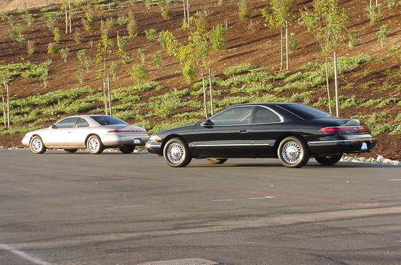 Another BlackIceLSC 1994 Lincoln Mark VIII post... - 2004916