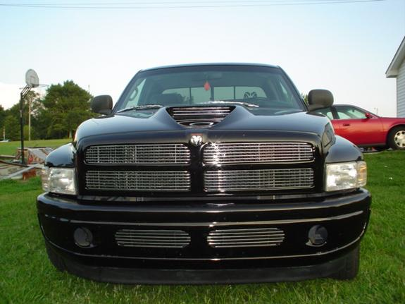 2000 dodge ram cowl hood pictures to pin on pinterest. Black Bedroom Furniture Sets. Home Design Ideas