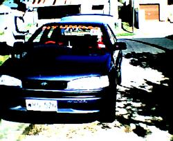 cybermirages 1993 Hyundai Elantra