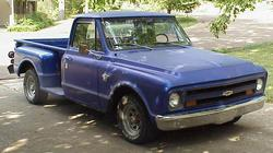 chevy67truck 1967 Chevrolet C/K Pick-Up