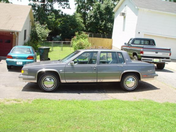 Another exp_chris 1986 Cadillac DeVille post... - 2014259