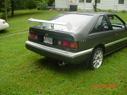 slink 1987 Honda Accord