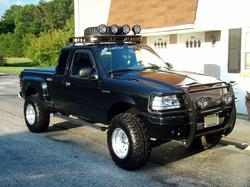 leftofEDGE 2003 Ford Ranger Regular Cab