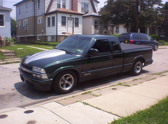 Another JPMasters 2003 Chevrolet S10 Regular Cab post