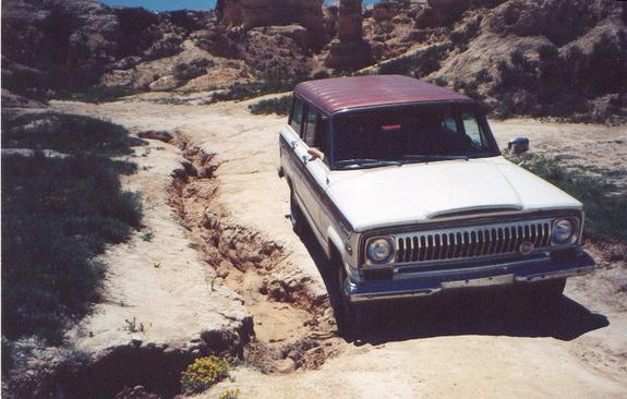 jbdority's 1969 Jeep Wagoneer