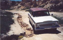 jbdority 1969 Jeep Wagoneer